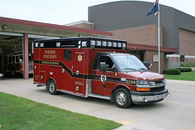 PURDUE  AMBULANCE 17