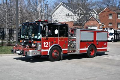 CFD  ENGINE 121  HME - LUVERNE