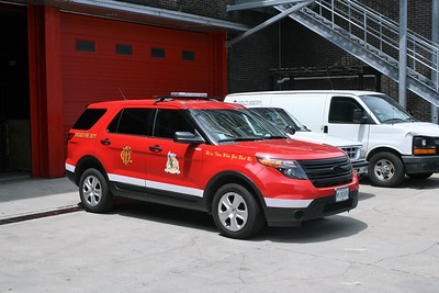 CFD  ACADEMY CAR   2014 FORD INTERCEPTOR
