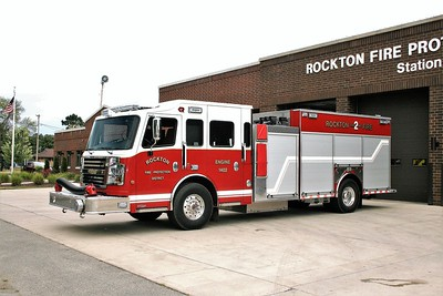 ROCKTON  ENGINE 1402