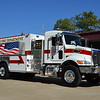 CHATHAM   TANKER 1  2016 PETERBILT - E-ONE  750-3000  OFFICER SIDE  #40100   BILL FRICKER PHOTO