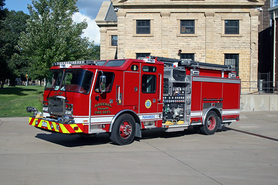 ARSENAL  ENGINE 41  2016 E-ONE TYPHOON  1500-750-50  #39975