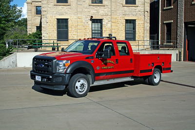 ARSENAL  RESCUE 41  2013 FORD F450 - KNAPHEIDE