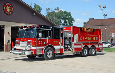 BEECHER  ENGINE 406  PIERCE ARROW XT