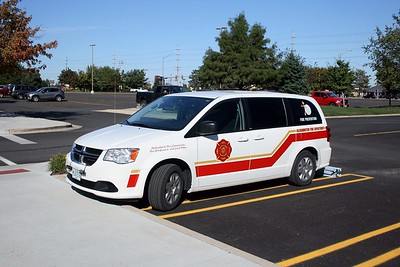 BLOOMINGTON CAR 34  FIRE PREVENTION