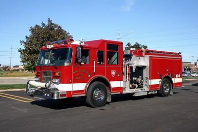 ALLEN TOWNSHIP  ENGINE 135  PIERCE