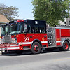 ENGINE 23  SPARTAN - CRIMSON