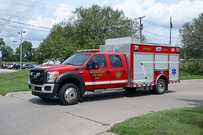 BLACKHAWK  RESCUE 1  2012 FORD F550 - ALEXIS