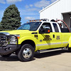 TROY GROVE BRUSH 622 2011 FORD F350 - FD BUILT  125-350