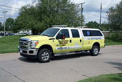 BLACKHAWK  RESCUE 2  2014 FORD F250