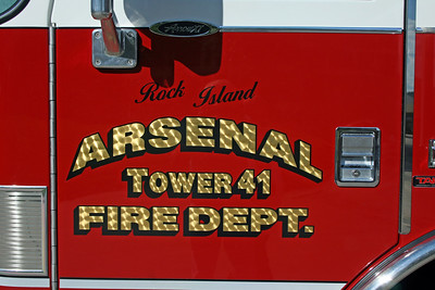 ARSENAL  TOWER 41 LOGO