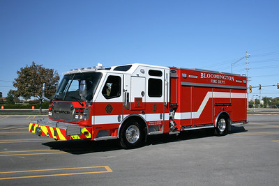 BLOOMINGTON  ENGINE 4