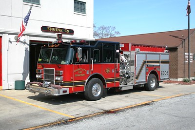 CALUMET CITY  ENGINE 305