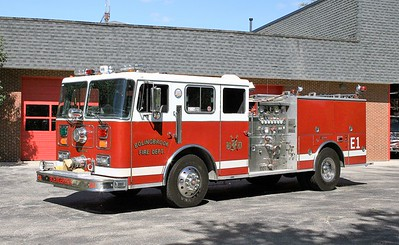 BOLINGBROOK  ENGINE 1  SEAGRAVE