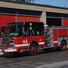 CHICAGO  ENGINE 44   SPARTAN - CRIMSON  1500-500  D-620   MATT SCHUMAN PHOTO