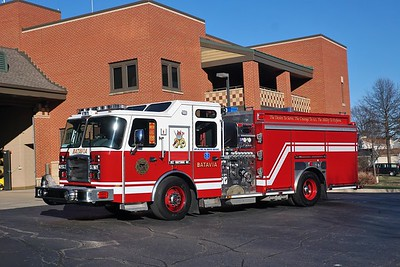 BATAVIA  ENGINE 1   E-ONE