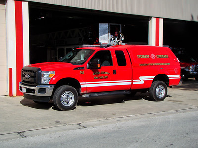 CENTRAL STICKNEY   COMMAND 903   FORD F250 4X4