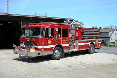 CEDAR LAKE  ENGINE 3   SPARTAN -