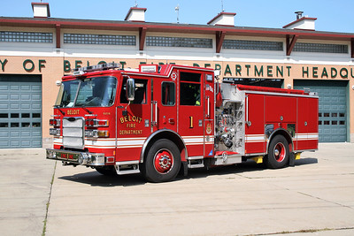BELOIT  ENGINE 1   PIERCE ARROW XT