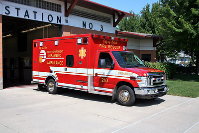 BELOIT  RESCUE 13  FORD E450 - MEDTEC