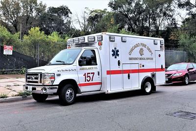 CFD Ambulance 157 C-169 HS  IMG_2969