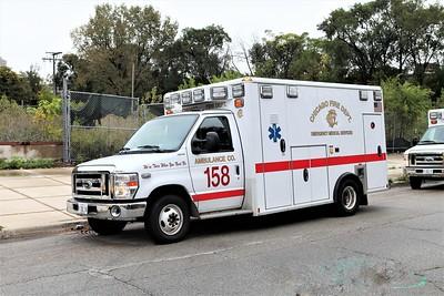CFD Ambulance 158 C-163 HS  IMG_2970