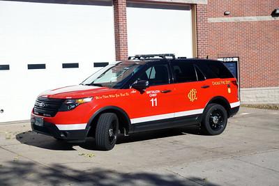CHICAGO  BATTALION  11      MATT SCHUMAN PHOTO