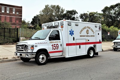 CFD Ambulance 159 C-172 HS  IMG_2972