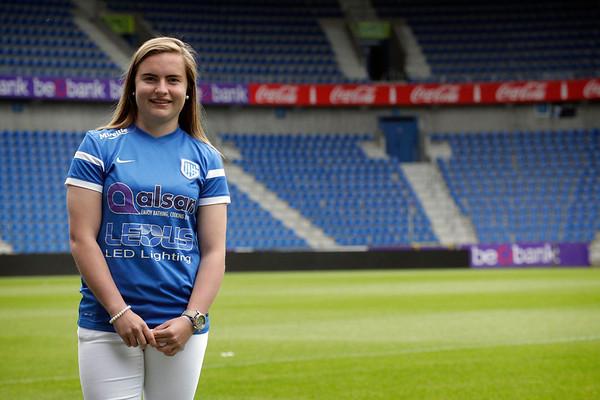 Davinia Vanmechelen new player of RC Genk Ladies