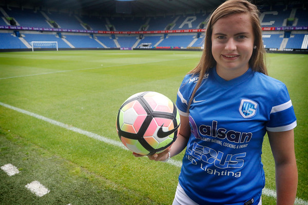 Davinia Vanmechelen new player of RC Genk Ladies
