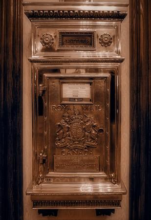 Royal Mail - Château Frontenac, Vieux Québec, Canada