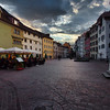 Inviting Square - Chur, Switzerland