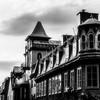Vieux Québec Rooflines - Québec CANADA