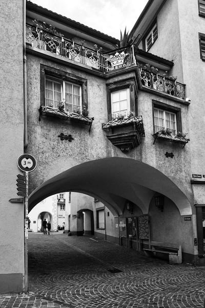 Old Town - Chur, Switzerland