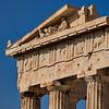 Parthenon Columns - Acropolis - Athens. Greece