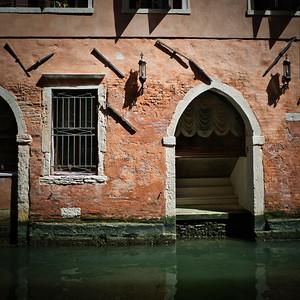 Water Door - Venice, Italy