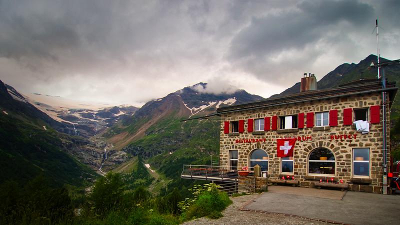 Alp Grüm, near Poschiavo, Switzerland