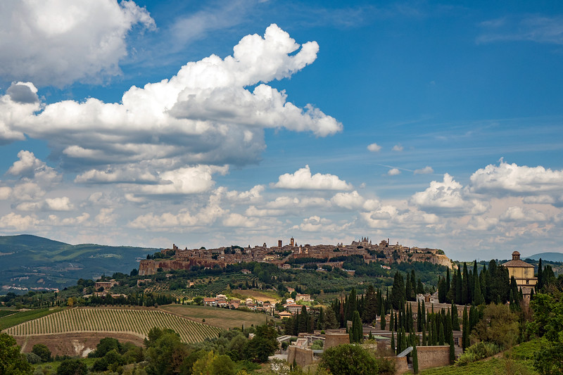 'Hilltop Town Jewel' - Orvieto, Italy