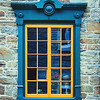 Window Design - Vieux Québec, Canada