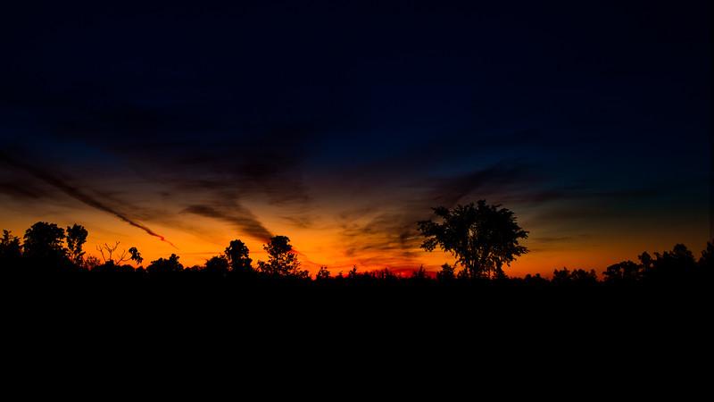 Dawn Silhouette - PEC, Ontario Canada