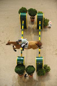 MEREDITH MICHAELS BEERBAUM SUR LE MANS  JUMPING de GENEVE 2008 CSI-W GENEVA PRIX DES CHAMPIONS   © Christophe Bricot