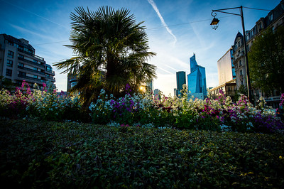 France, Paris : La Défense   on May 3rd , 2016, in Paris, France - Photo Christophe Bricot