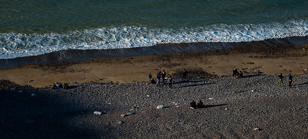 France, Dieppe : balade in Normandy, Dieppe, on February 24th , 2019, in Dieppe, France - Photo Christophe Bricot