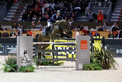 "during the ""Prix Casino Barrière Bordeaux"" class, International Show Jumping of Bordeaux,"