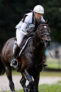 during the cross country CCI4*-S of The Jardy Eventing Show 2021,