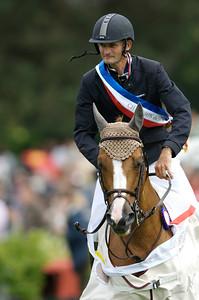ERIC NAVET SUR HYM D'ISIGNY  CHAMPION DE FRANCE 2007-2008  FONTAINEBLEAU  © CHRISTOPHE BRICOT