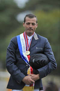STEPHAN LAFOUGE (1) CHAMPION DE FRANCE 2008  Championnats de France 2008 PRO ELITE  © Christophe Bricot