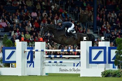 JUMPING : THOMAS WEINBERG SUR ESCOBAR 20   - CHIO AACHEN - AIX LA CHAPELLE  2013 - ALLEMAGNE - 27-30 JUIN 2013 - PHOTO CHRISTOPHE BRICOT