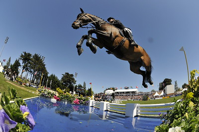 JUMPING :  CSIO DE LA BAULE 2012 - PHOTO : © CHRISTOPHE BRICOT