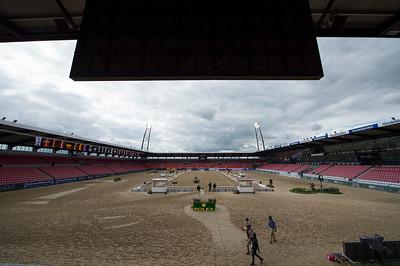 STADE EQUESTRE - HERNING Championnat d'Europe 2013 - HERNING , Danemark - 20/08/13 - PHOTO CHRISTOPHE BRICOT - www.bricotchristophe.com